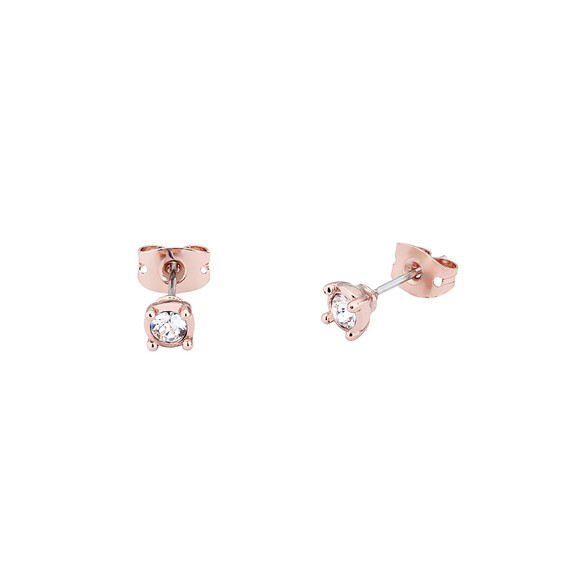 Ted Baker Womens Pink Nenna Nano Sparkle Stud Earring