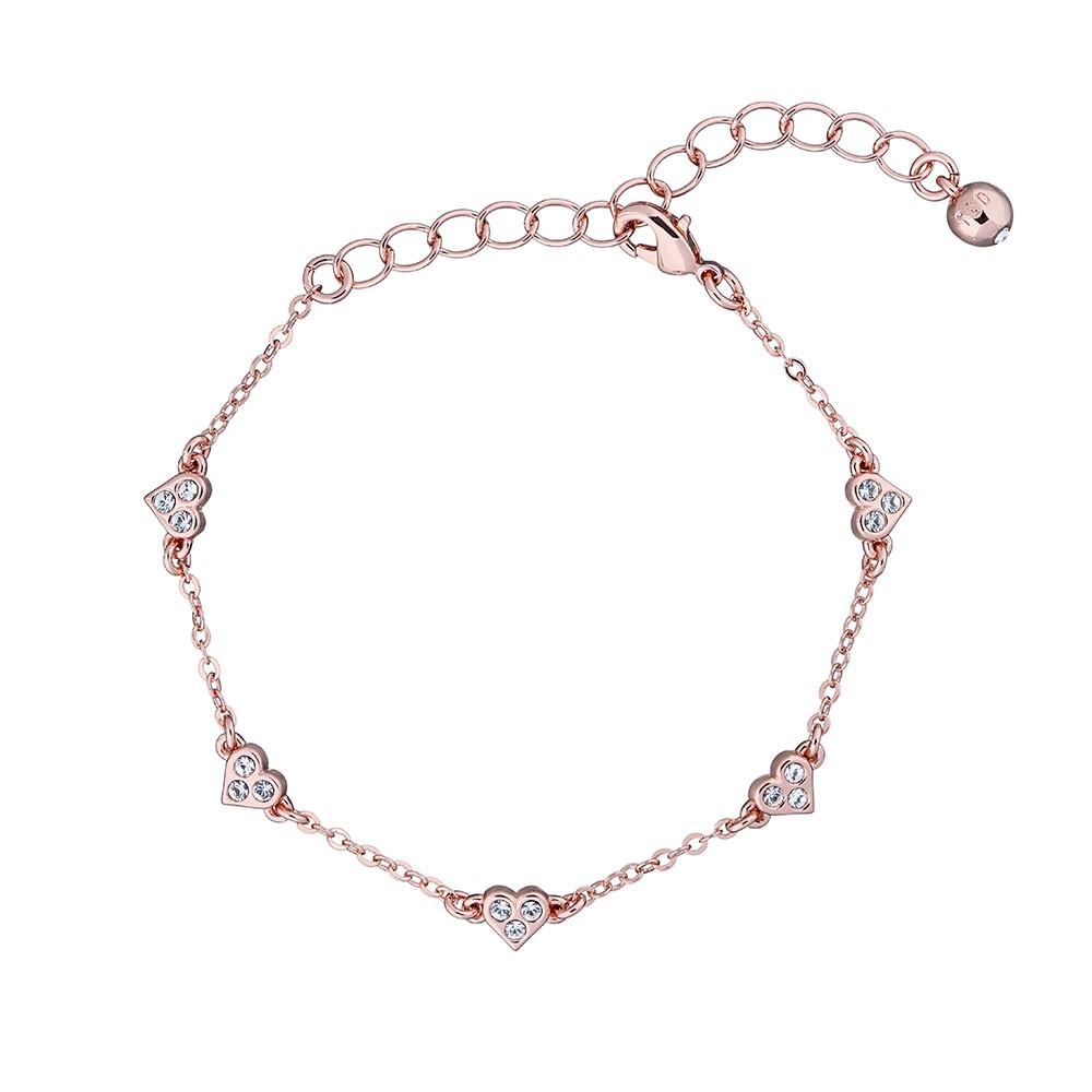 Neleaha Nano Heart Charm Bracelet main image