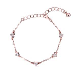 Neleaha Nano Heart Charm Bracelet
