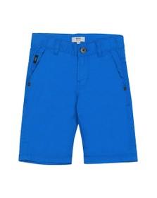 BOSS Boys Blue Bermuda Short