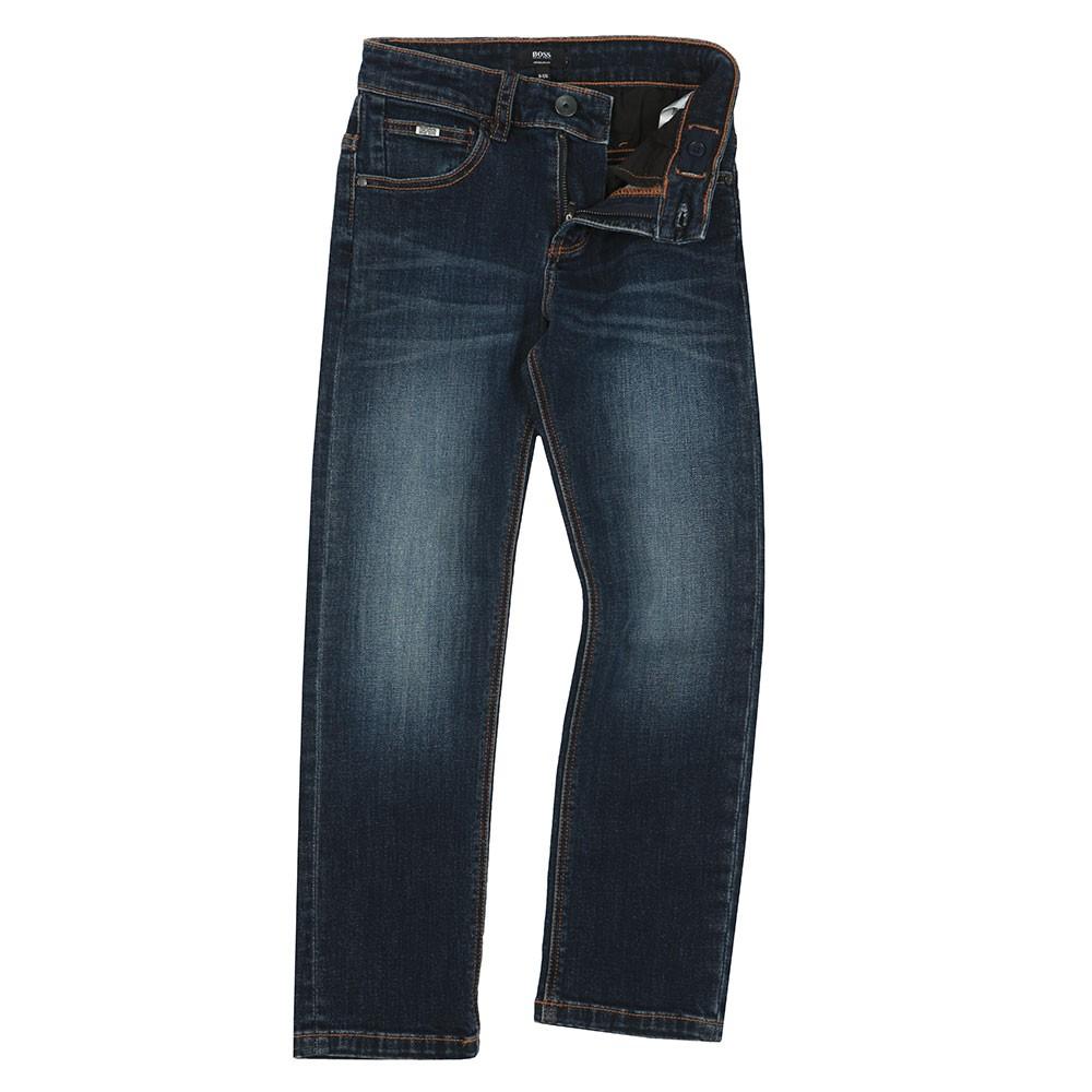 Detailed Back Pocket Jean main image