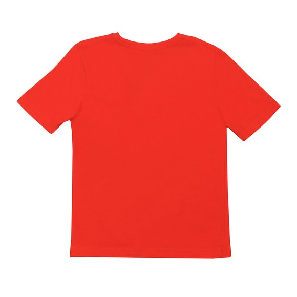 BOSS Boys Orange Regular T-Shirt