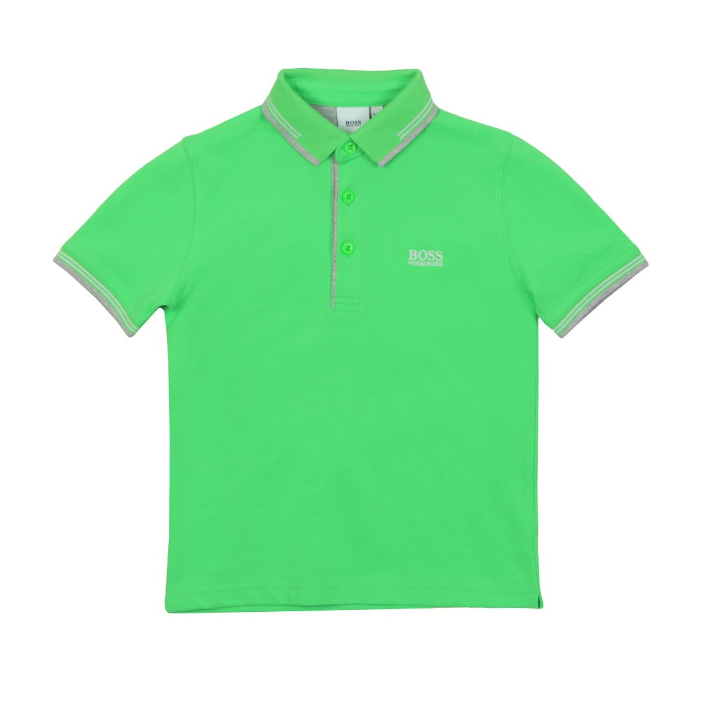 Short Sleeve Twin Collar Polo Shirt main image