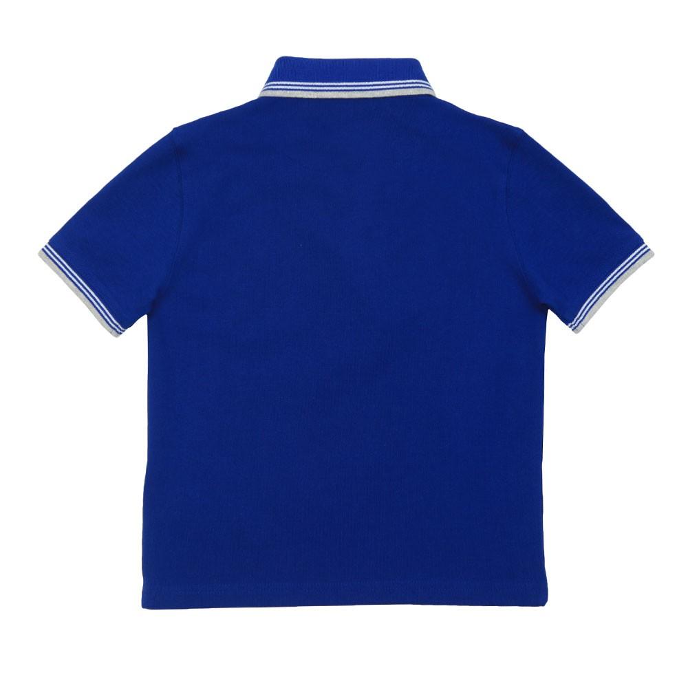 Short Sleeve Twin Collar Polo Shirt main image