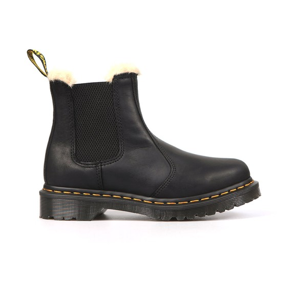 Dr. Martens Womens Black Leonore Boot