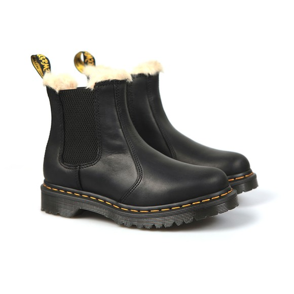Dr. Martens Womens Black Leonore Boot main image
