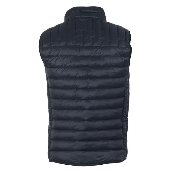 Crew Clothing Company Mens Blue Lowther Gilet main image