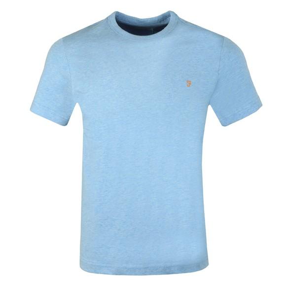 Farah Mens Blue Dennis T-Shirt