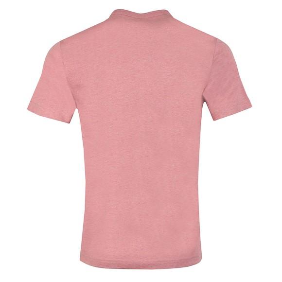 Farah Mens Red Dennis T-Shirt main image
