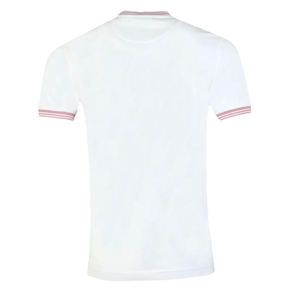 Farah Mens White Texas T-Shirt main image
