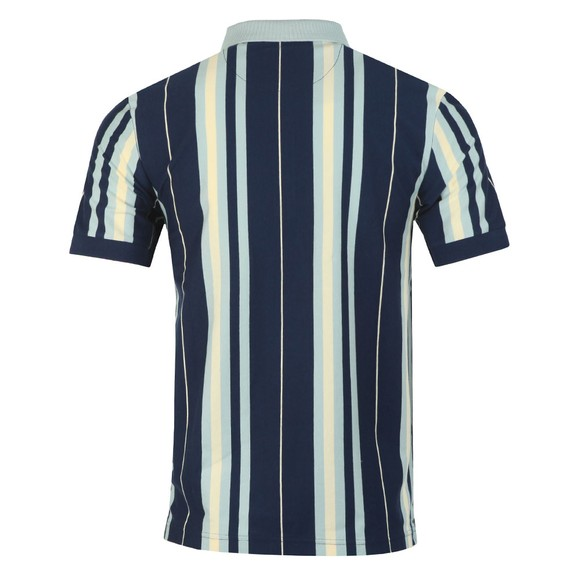 Farah Mens Blue Wigman Polo Shirt main image