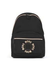 BOSS Mens Black Pixel TL Backpack