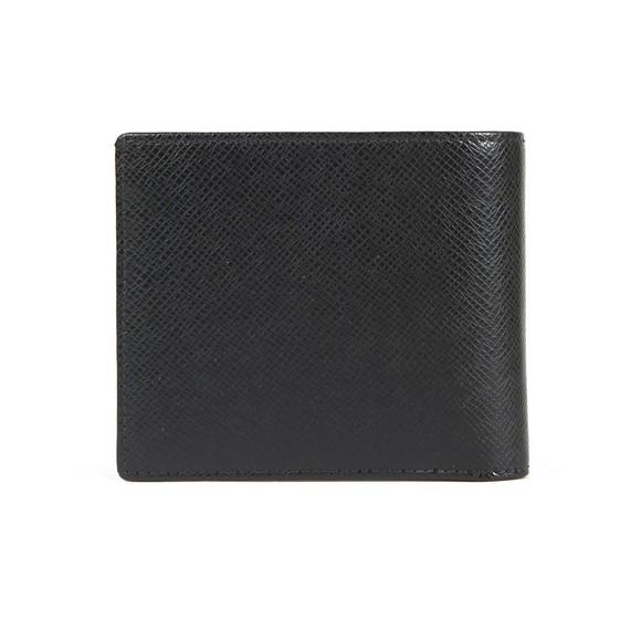 Vivienne Westwood Mens Black Kent Man Billfold Wallet