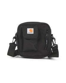 Carhartt WIP Mens Black Essentials Bag