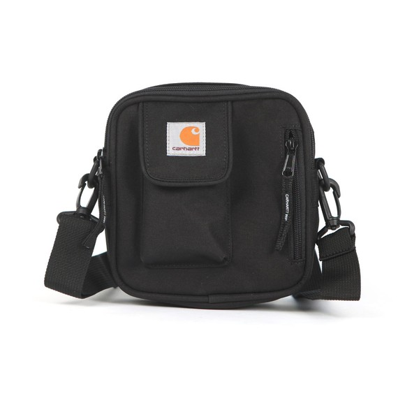 Carhartt WIP Mens Black Essentials Bag