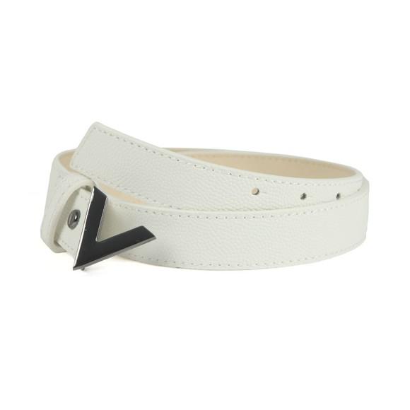 Valentino Bags Womens White Divina Belt