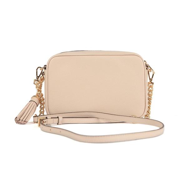 Michael Kors Womens Pink Ginny Mid Camera Bag main image