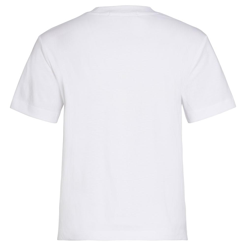 Round Logo Straight T-Shirt main image