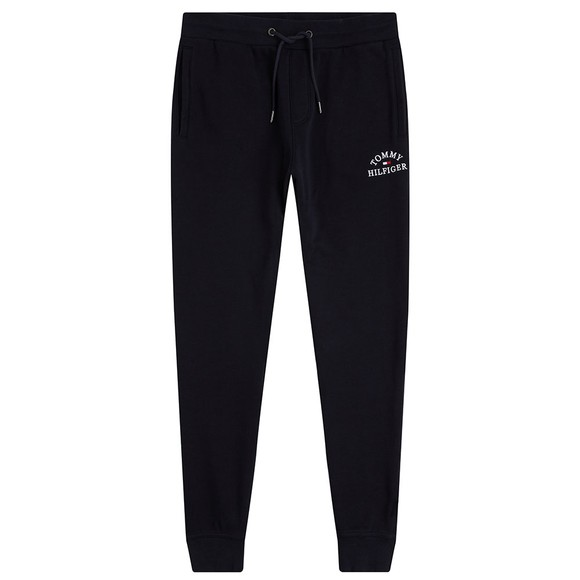 Tommy Hilfiger Mens Blue Embroidered Sweatpants main image
