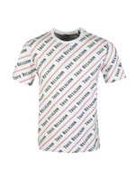 Coverstitch AOP T-Shirt