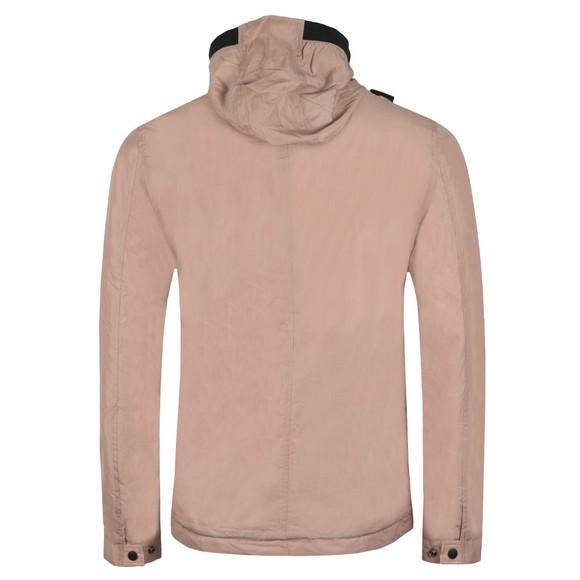 Ma.Strum Mens Pink NT2 Hooded Jacket  main image
