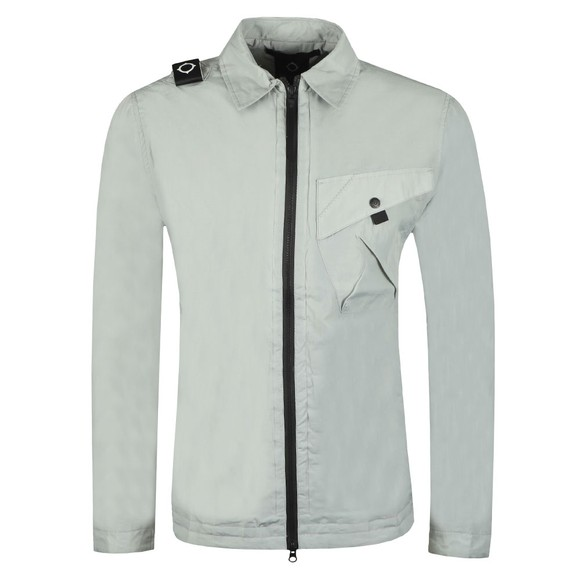 Ma.Strum Mens Grey NT1 Overshirt