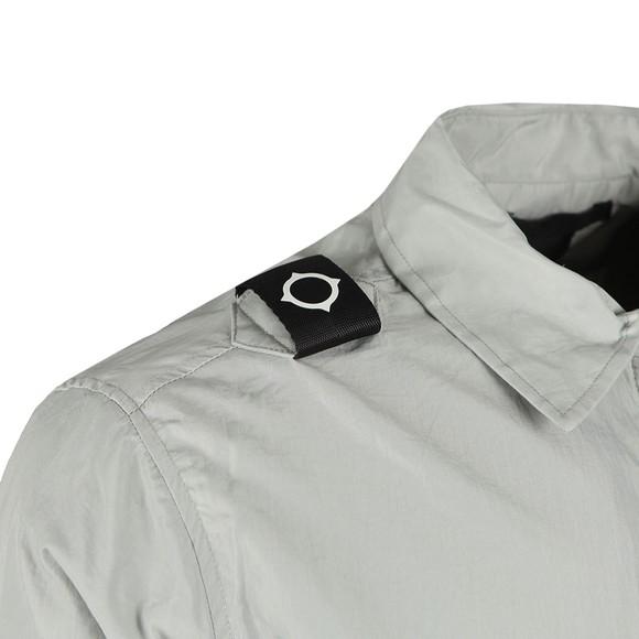Ma.Strum Mens Grey NT1 Overshirt