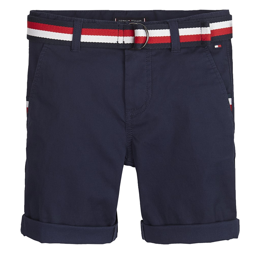 Essential Belted Chino Short main image