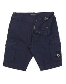 Ma.Strum Mens Blue GD Cargo Short