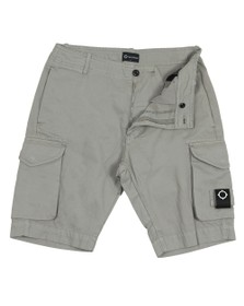 Ma.Strum Mens Grey GD Cargo Short