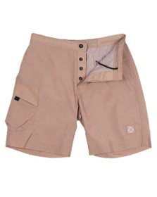 Ma.Strum Mens Pink NT Swim Short