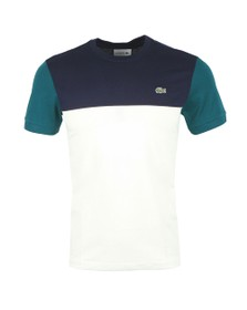 Lacoste Mens Blue TH5103 T-Shirt