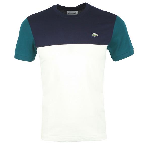 Lacoste Mens Blue TH5103 T-Shirt