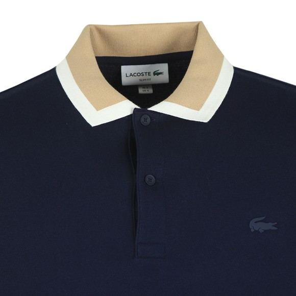 Lacoste Mens Blue PH5100 Polo Shirt main image
