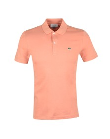Lacoste Mens Pink DH2050 Polo