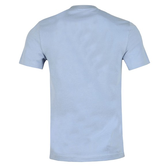 Lacoste Mens Blue TH4998 T-Shirt main image