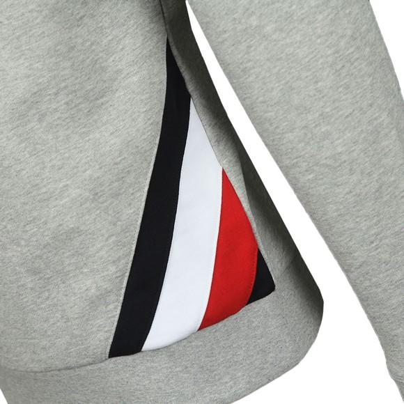 Tommy Hilfiger Mens Grey Diagonal Sweatshirt main image