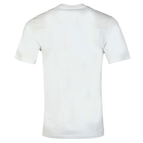 Carhartt WIP Mens White Script T-Shirt main image