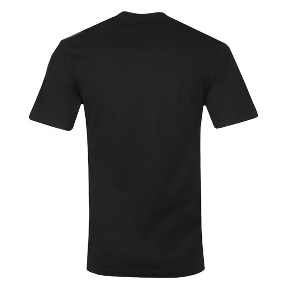 Carhartt WIP Mens Black Script T Shirt main image