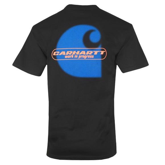 Carhartt WIP Mens Black Short Sleeve Ninety T-Shirt main image