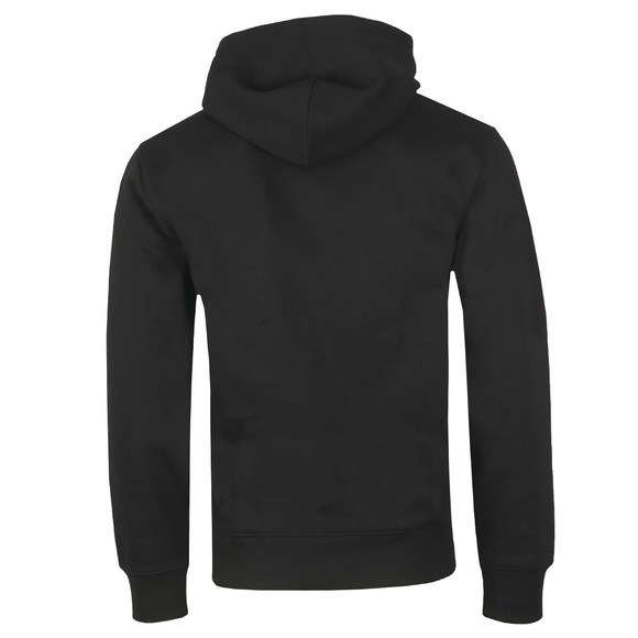 Carhartt WIP Mens Black Hooded District Sweatshirt