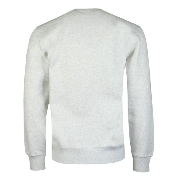 Carhartt WIP Mens Grey District Sweatshirt main image