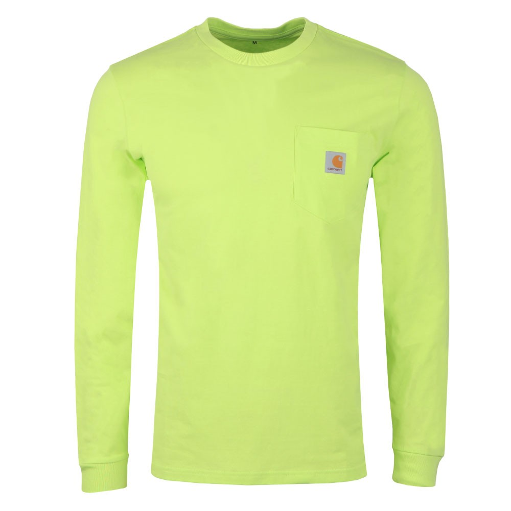 Long Sleeve Pocket T Shirt main image