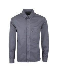 Carhartt WIP Mens Purple Long Sleeve Reno Shirt