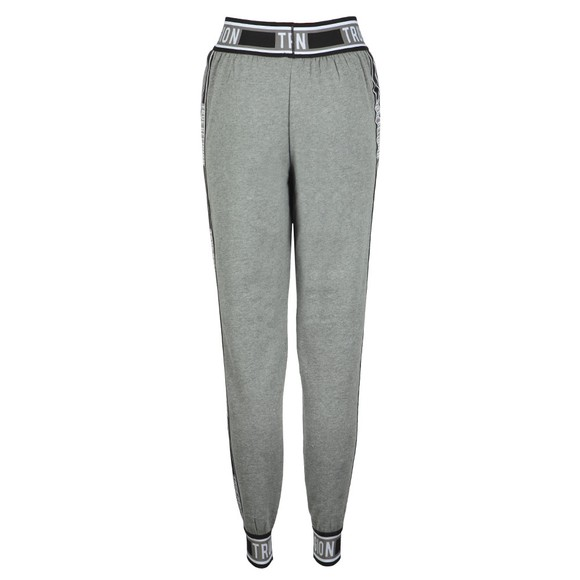 True Religion Womens Grey Taping Jogger  main image