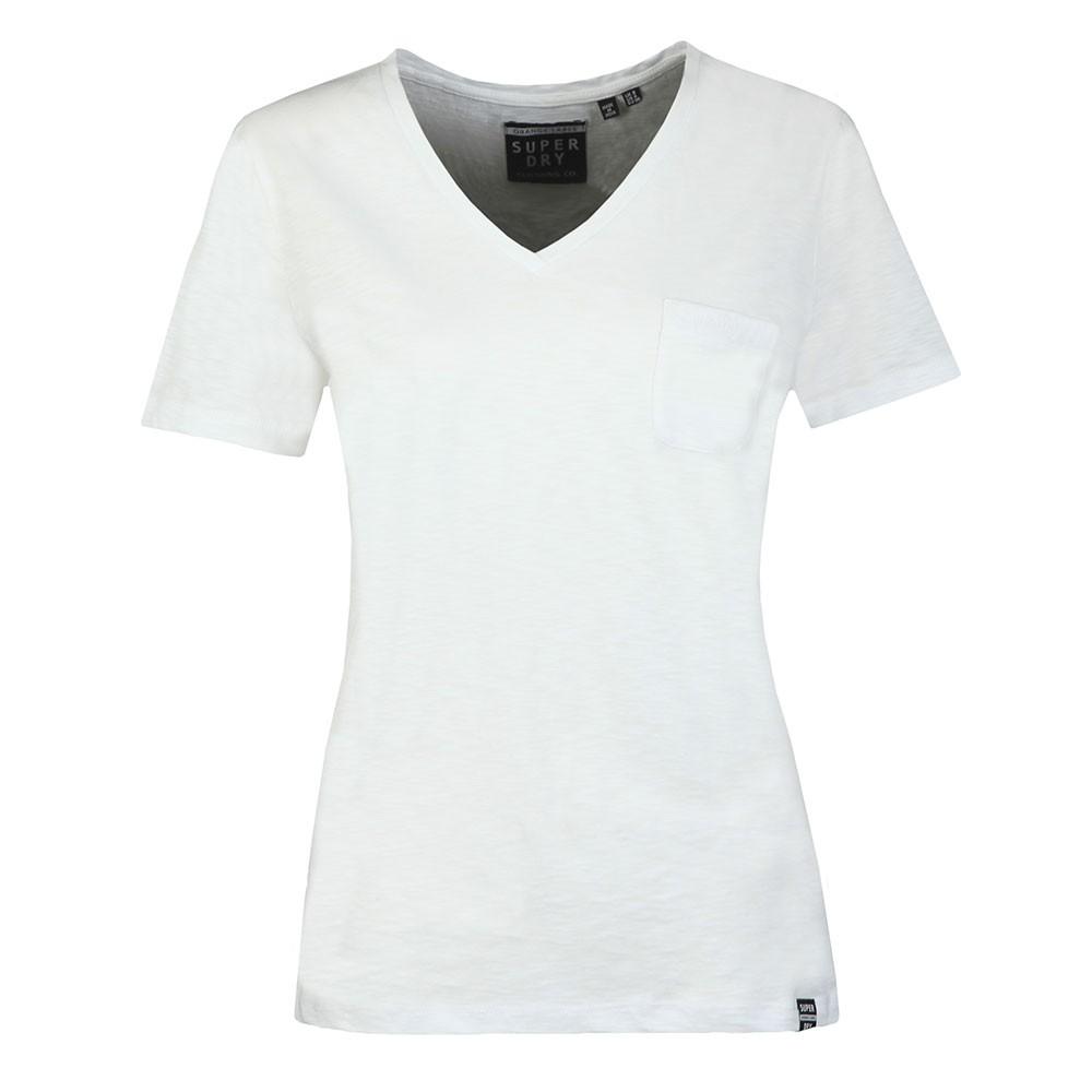 Essential V-Neck T-shirt main image