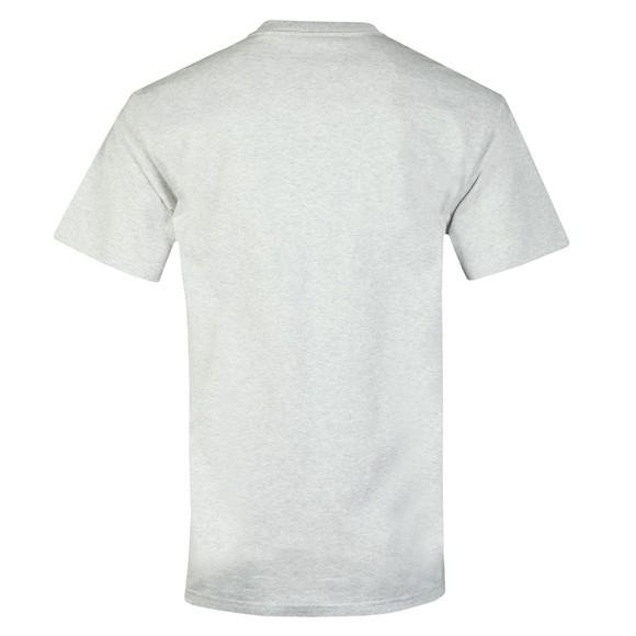 Carhartt WIP Mens Grey District T-Shirt main image