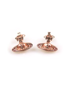 Vivienne Westwood Womens Pink Pina Bas Relief Earring