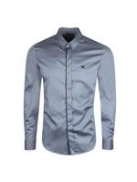 Buttoned Lining Shirt
