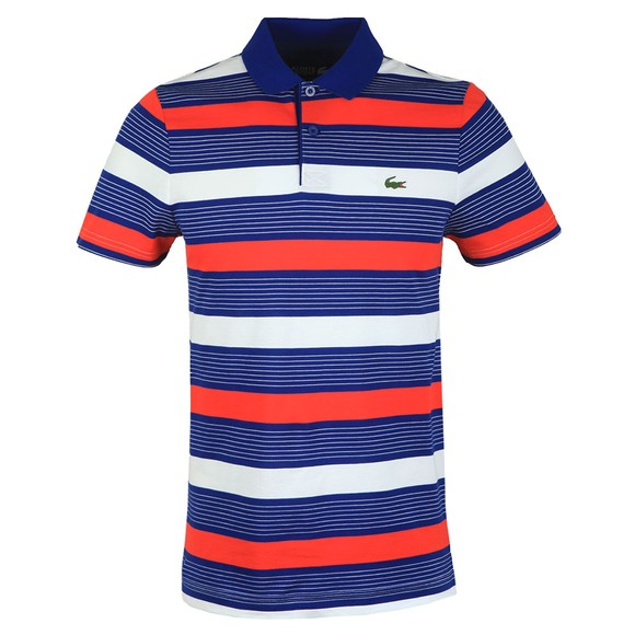 Lacoste Sport Mens Blue YH4880 Polo Shirt